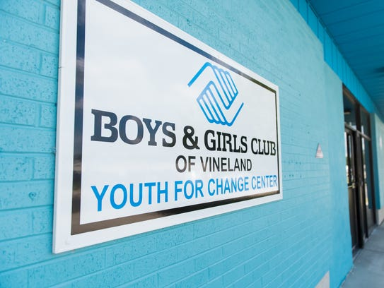 The new Boys and Girls Club Youth For Change Center