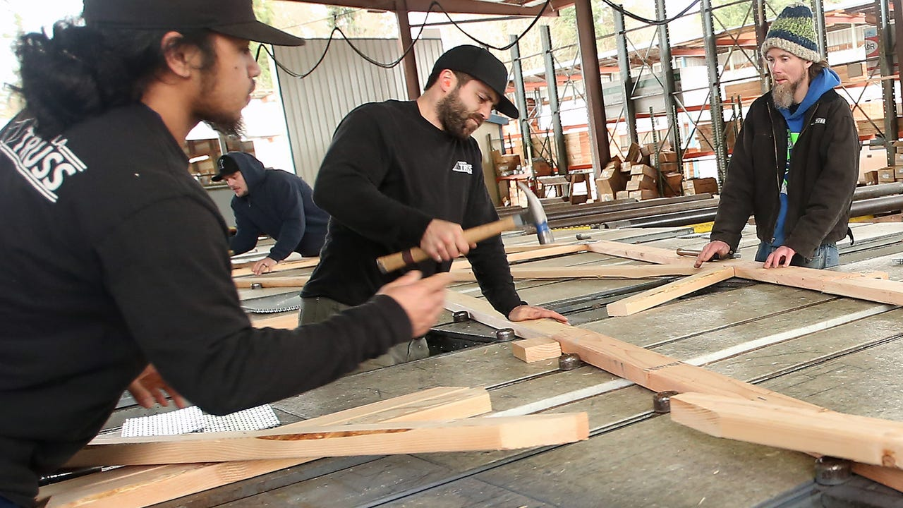 Kingston Lumber laid off roughly two-thirds of its workforce during the Recession. The business survived and is thriving on hard lessons learned in the economic downturn.