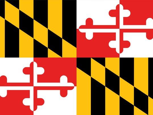 md flag image
