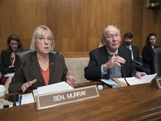 Lamar Alexander,Patty Murray