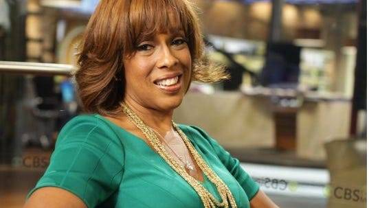 CBS This Morning co-anchor Gayle King