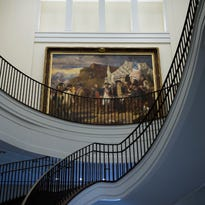 Inside the new Museum of the American Revolution