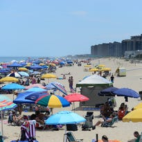 Bethany Beach bans tents and canopies on beaches