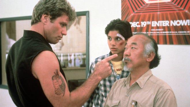 Cobra Kai': 1980s 'Karate Kid' villain Martin Kove returns