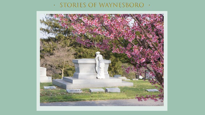 'Green Hill Cemetery: Stories of Waynesboro,' is being published by Antietam Historical Association.