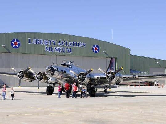 Liberty Aviation stock