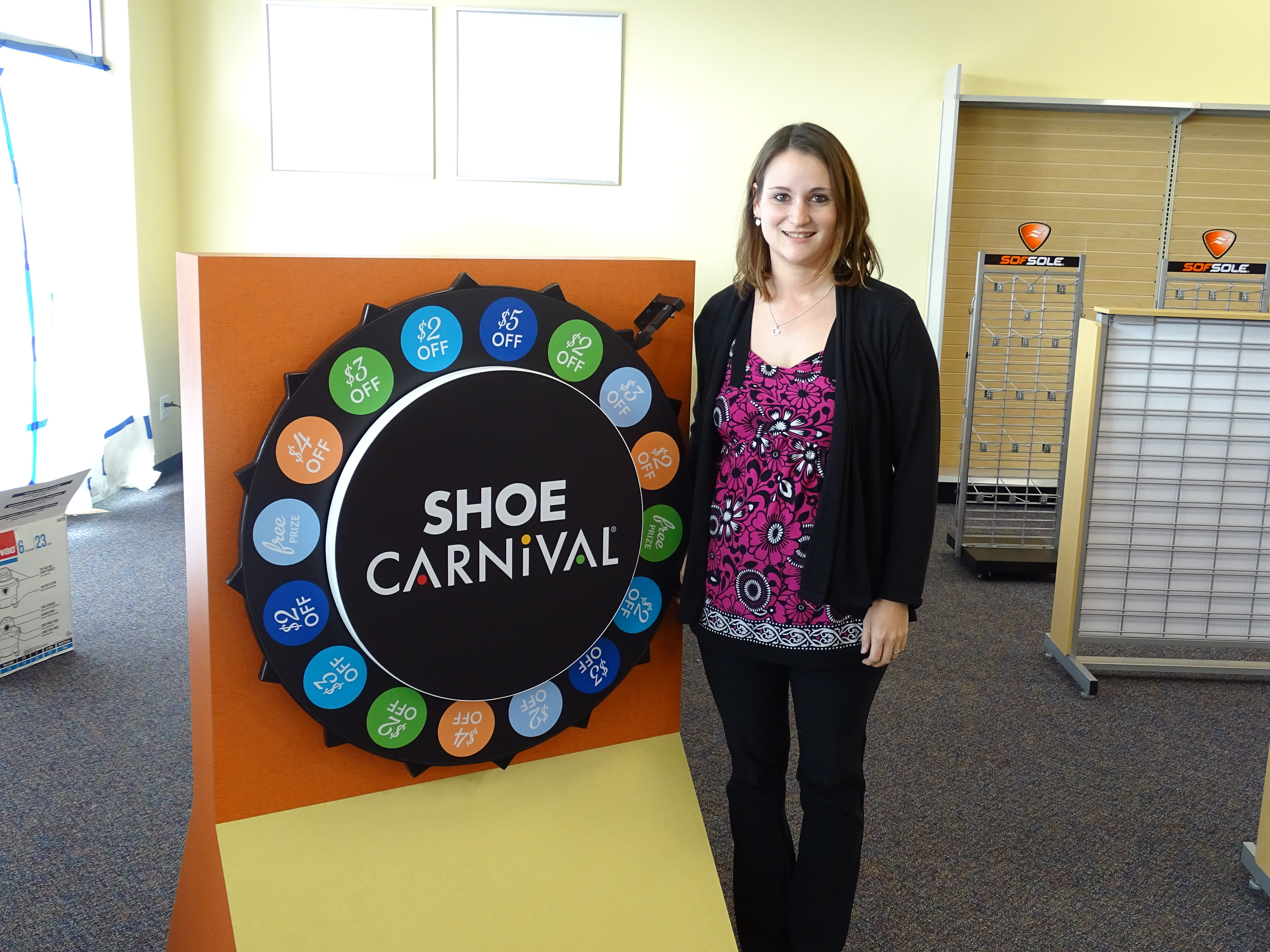 Shoe Carnival set to open this week