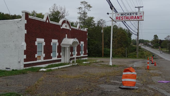 Mickey's Restaurant, located at 3015 East Pike, was sold on Sept. 21. A new Dollar General will be constructed in its place.