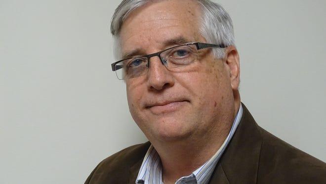 Coshocton Mayor Steve Mercer