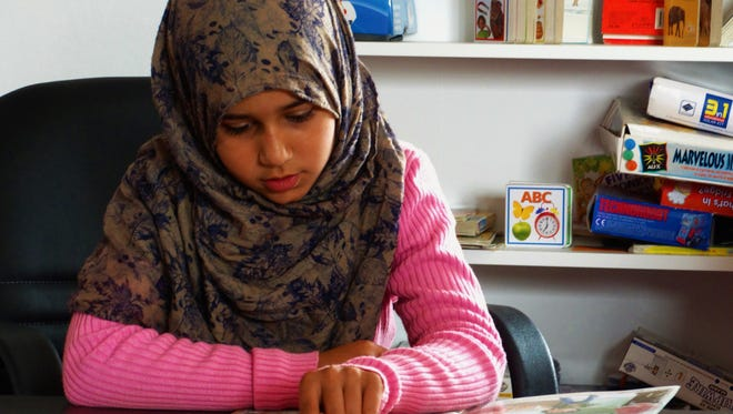 Road to Mafraq helps support several schools in Jordan that provide education for refugees from Syrian and other Middle Eastern Countries.