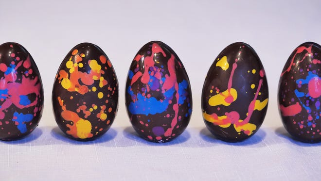 Chocolate Eggs from Blue Tulip