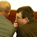 Man in love triangle slaying wants conviction overturned