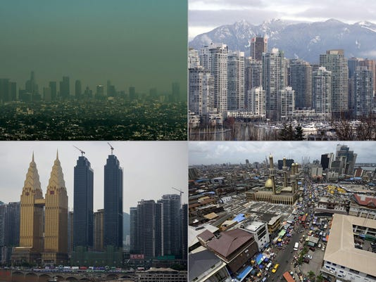 COMBO-US-NIGERIA-CHINA-CANADA-ENVIRONMENT-POLLUTION