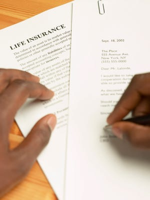 Workers with big financial obligations should consider an additional, individual life insurance plan.