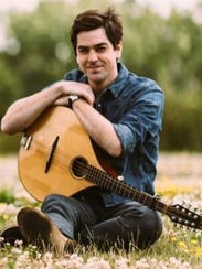 Randy Gosa will join the Crossroads Ceili Band for
