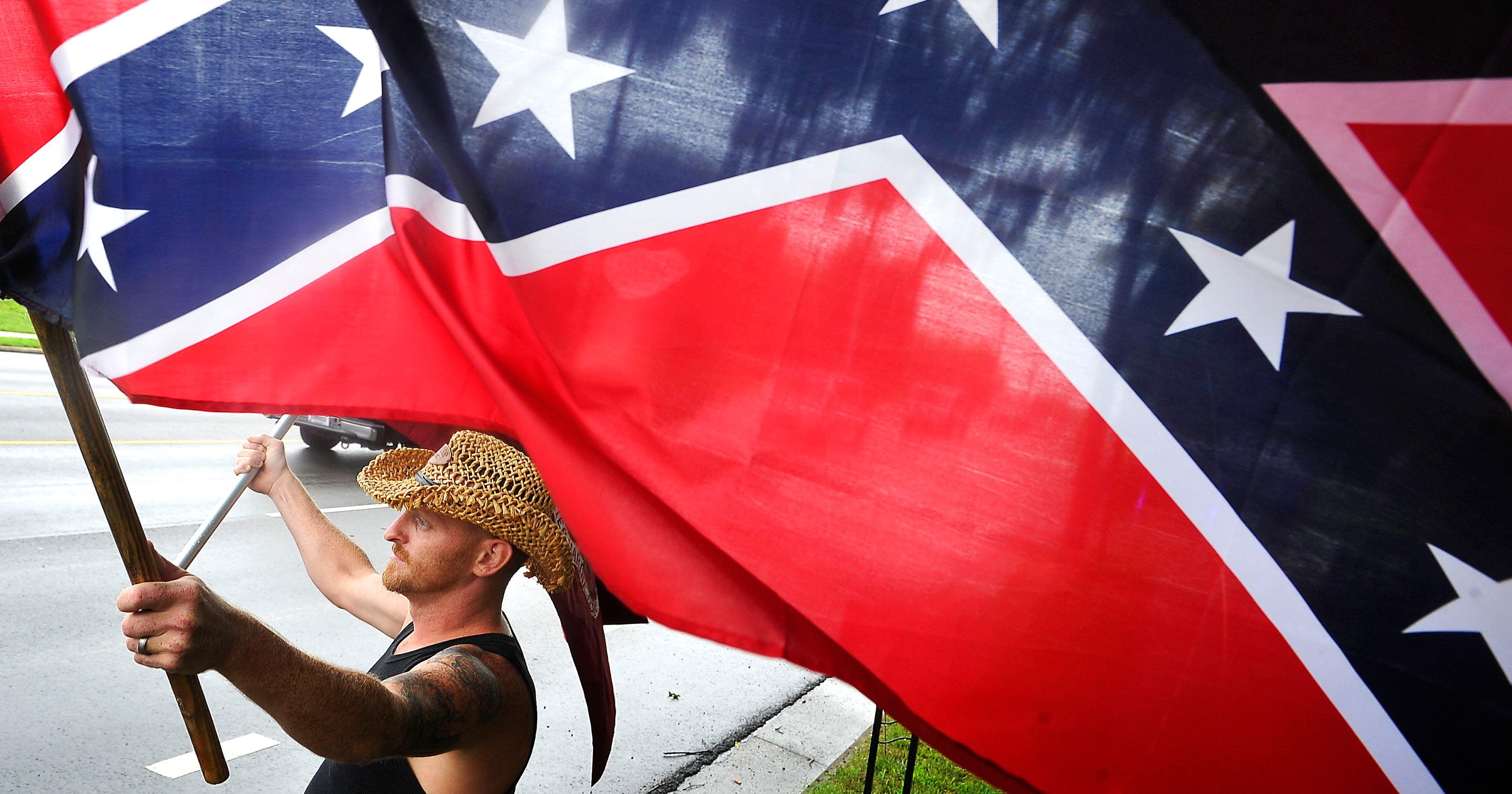 Tennessee Confederate flag license plates have increased since 2015