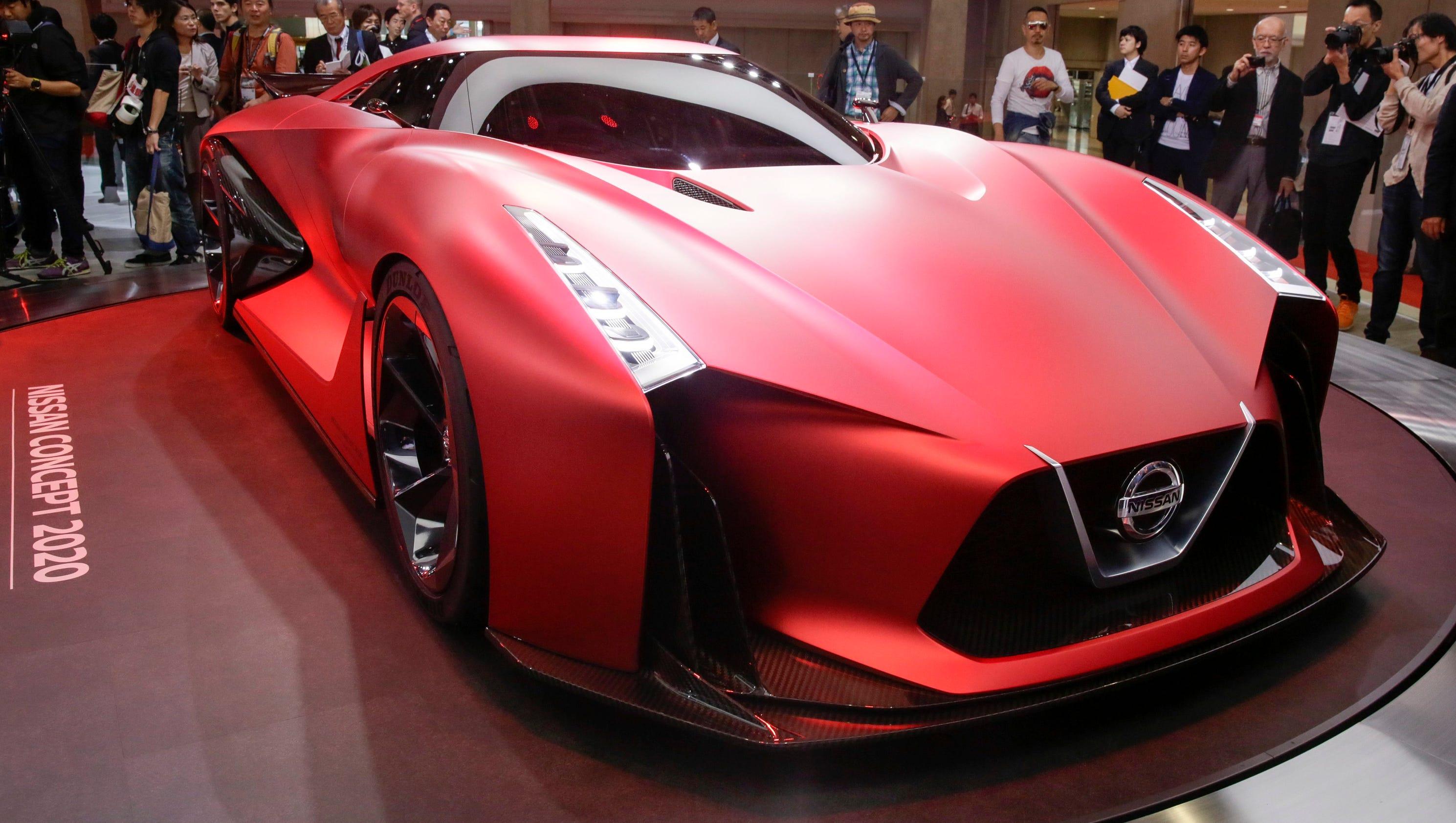 Wild car designs debut at tokyo motor show - Car design show ...