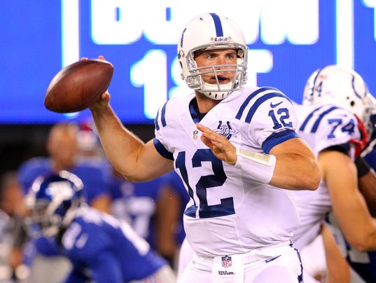 eb0d57ef6 Kravitz to Colts  Ditch the running game