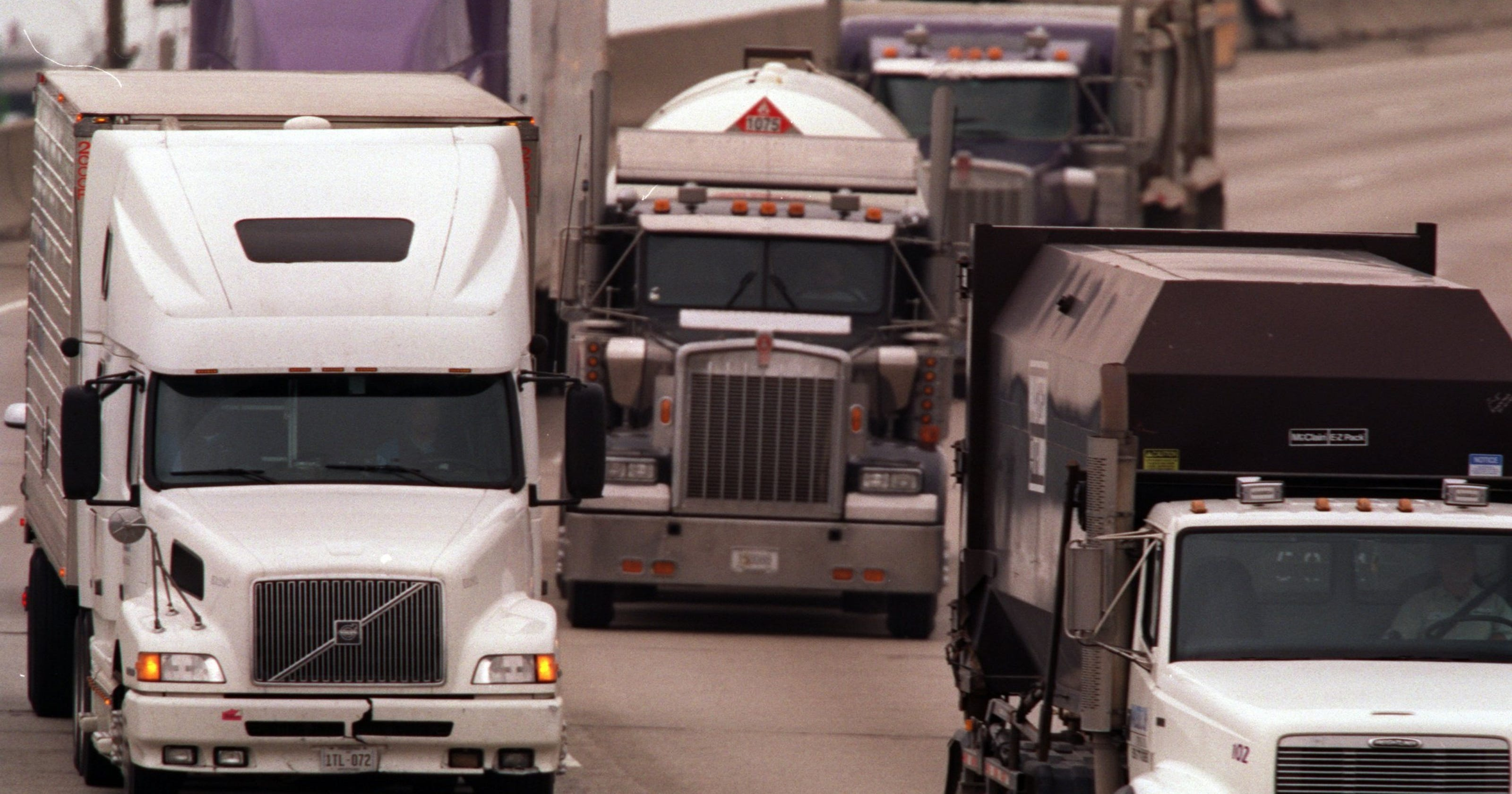 Experts weigh in on how much trucks in Michigan damage roads