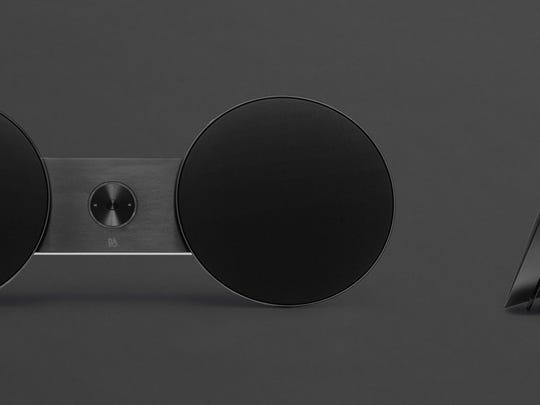 Bang & Olufsen designed the BeoPlay A8 True Black speaker system to provide high quality and style to digital music.