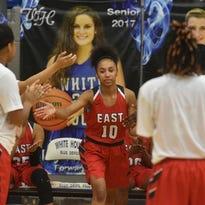 Photos: High school girls basketball region semifinals