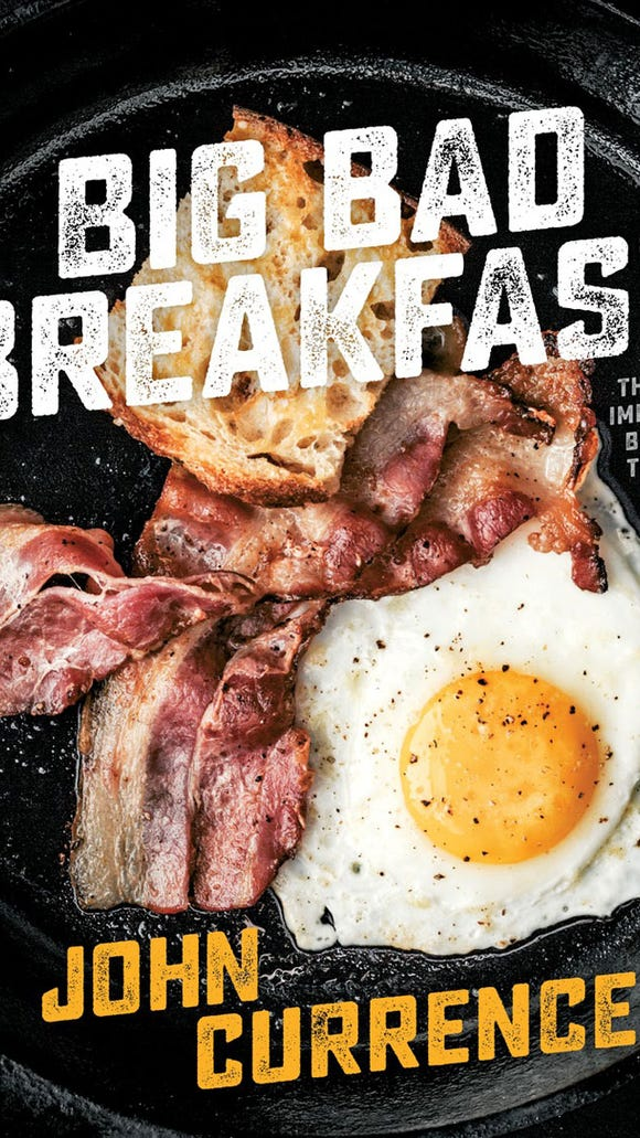 "Chef John Currence will be in Asheville tonight to celebrate the release of his latest book, ""Big Bad Breakfast."""