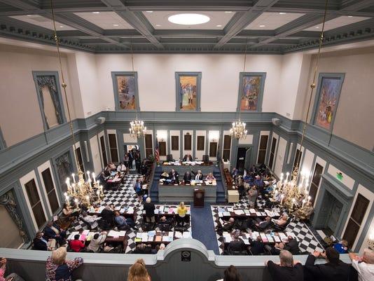 News: Last Day Legislative Session