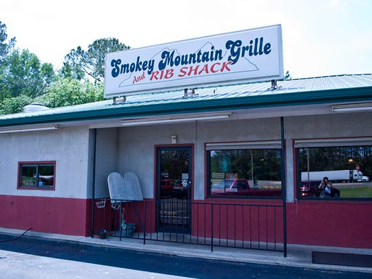 Smokey Mountain Grille and Rib Shack is on U.S.49