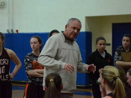 Coach Scott Ernest has led the Pascack Hills girls basketball team to the North 1, Group 2 semifinals for the third time in six seasons.
