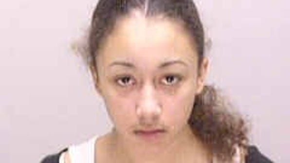Cyntoia Brown is serving a life sentence for the murder