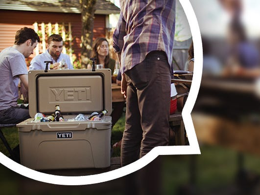 Enter in to win a YETI cooler & stay cool this summer. Entries accepted from 5/29-6/30