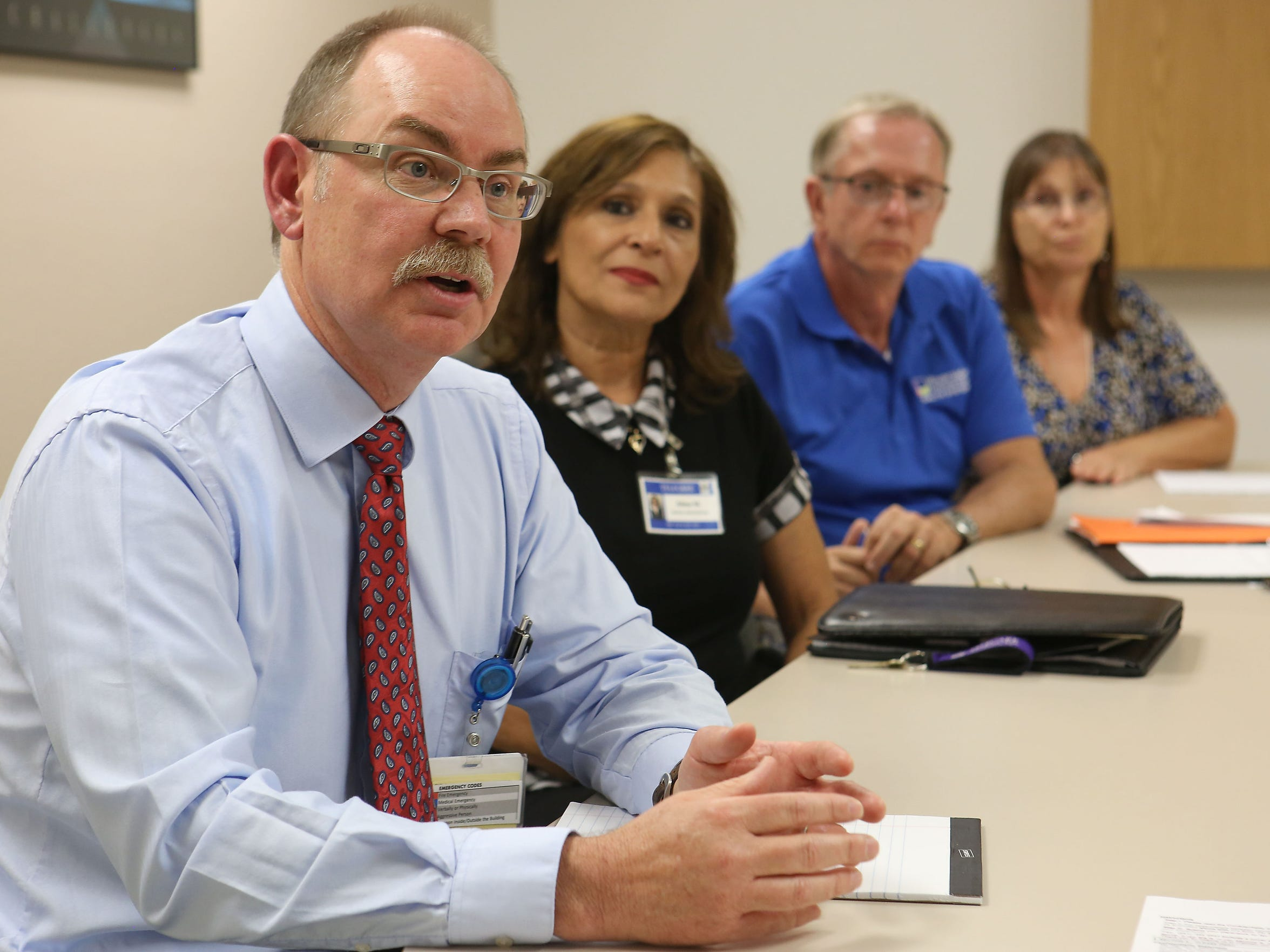 Jim Grisham is the Desert Region Administrator for the Rvierside University Health System - Behavioral Health.