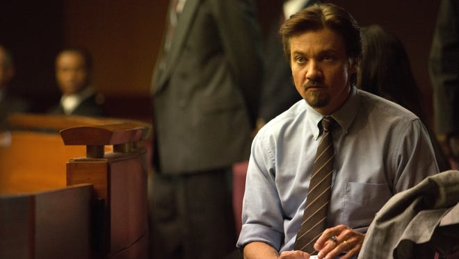Jeremy Renner in a scene from the motion picture 'Kill the Messenger.'