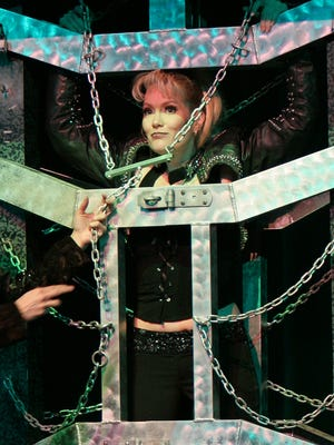 """Magician Ariann Black will perform """"Whispers in the Night: An Immersive Seance Experience"""" at Lex 18 on Oct. 10 and 11."""