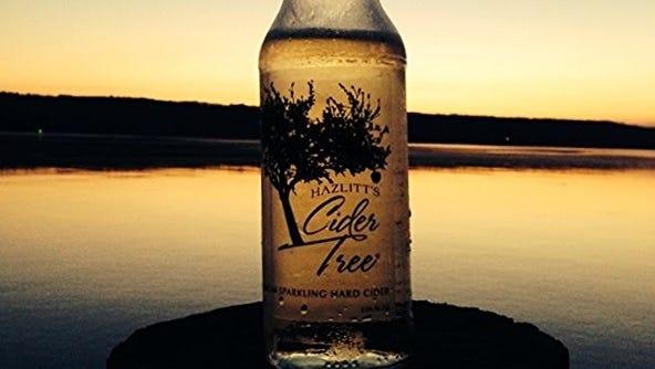 Hazlitt's Cider Tree.