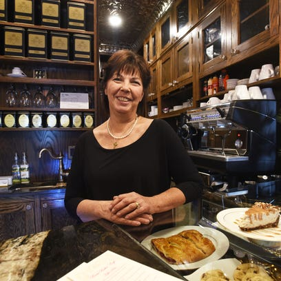 Cathy Seeley recently opened BrewBaker Cafe on Maple