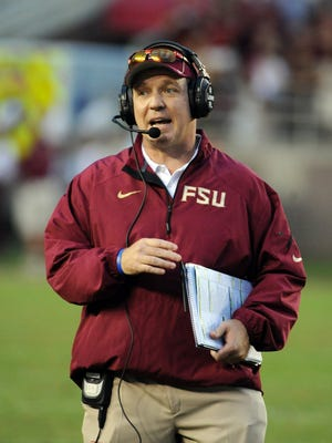 Jimbo Fisher and Florida State face Duke in the ACC title game on Saturday.