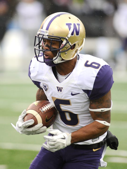 NCAA Football: Washington at Washington State