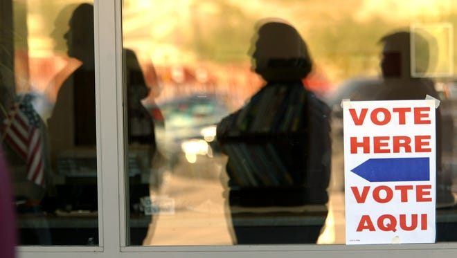 Independents can re-register with one of the three parties, as long as they do it by Feb. 22.