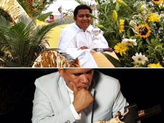 La Diócesis de Chilpancingo-Chilapa difundió las imágenes