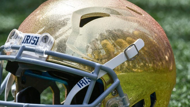 Notre Dame began practice this week in Culver.