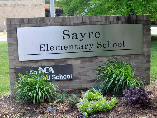 SLH 01 Sayer Elementary School