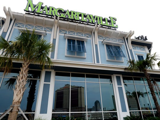 Margaritaville Resort and Casino, Bossier City.