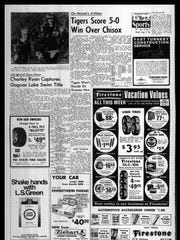 Battle Creek Sports History: Week of July 28, 1966