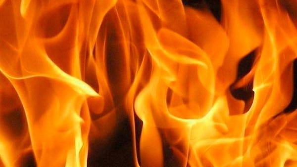 Two die in fire in Moss Point, Miss.