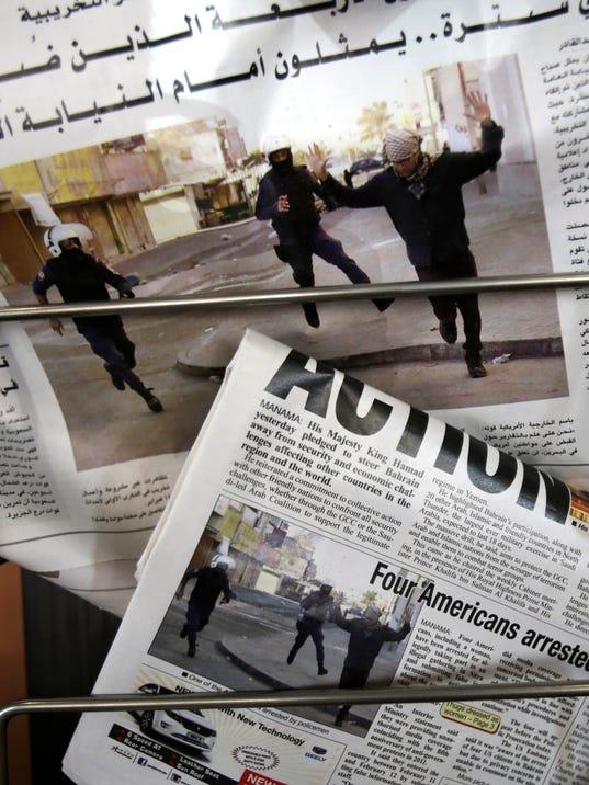 AP MIDEAST BAHRAIN I BHR