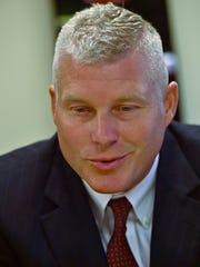 Associate CASHS Principal Brad Ocker has been chosen