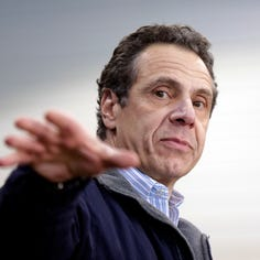 The $100 Million Man: How Cuomo's campaign war chest became one of the nation's largest