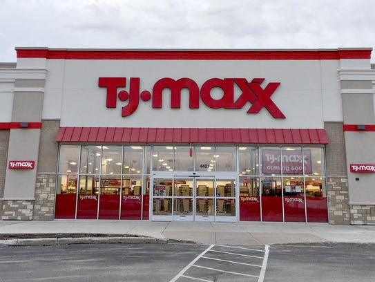 T.J. Maxx is set to open in Manitowoc.