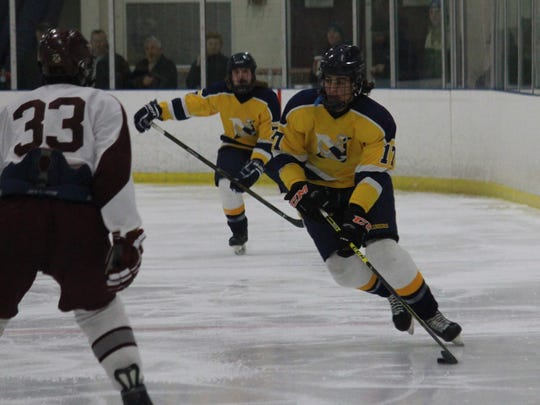 Ryan Dineen of Toms River North